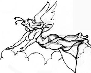 ஓவியம் - மெலிஞ்சிமுத்தன்